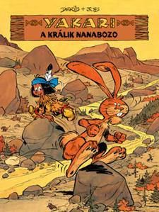 Obrázok Yakari a králik Nanabozo (Yakari 4)