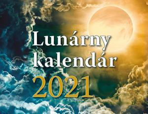 Obrázok Lunárny kalendár 2021 - stolový kalendár