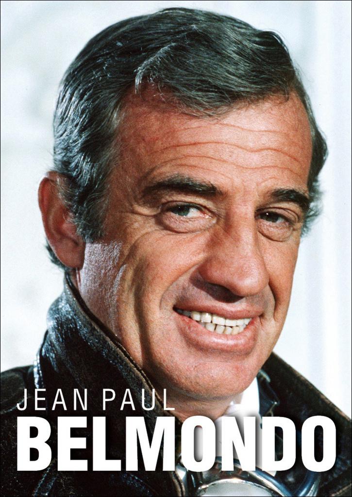 Jean Paul Belmondo (s plakátem) - Dana Čermáková