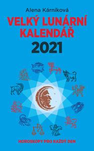 Obrázok Velký lunární kalendář 2021