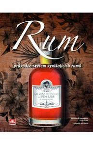 Obrázok Rum Průvodce světem vynikajících rumů