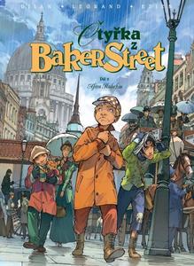 Obrázok Čtyřka z Baker Street Aféra Rabukin (Díl 2)