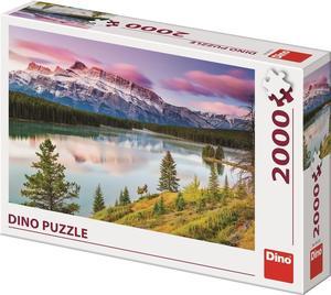 Obrázok Puzzle 2000 Skalnaté hory