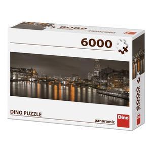 Obrázok Puzzle 6000 Londýn v noci