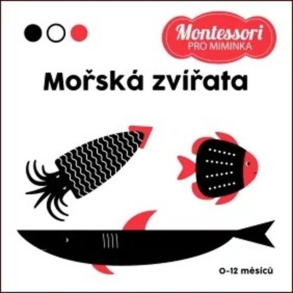Montessori pro miminka Mořská zvířata