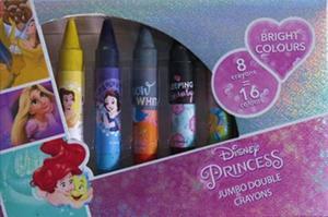 Obrázok Oboustranné voskovky Princezny