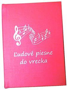 Obrázok Ľudové piesne do vrecka