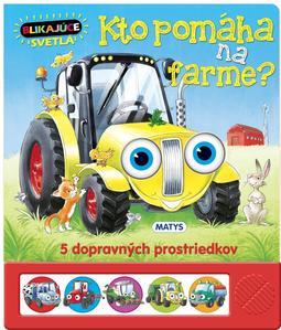 Obrázok Blikajúce svetlá: Kto pomáha na farme?