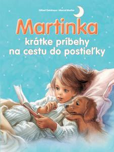 Obrázok Martinka krátke príbehy na cestu do postieľky