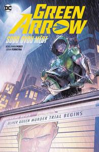 Obrázok Green Arrow 6 Soud dvou měst