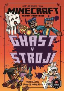 Obrázok Minecraft Kroniky Woodswordu 4 - Ghast v stroji