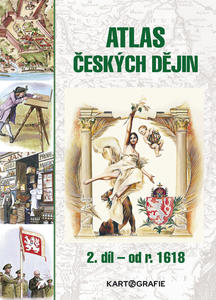 Atlas českých dějin 2. díl