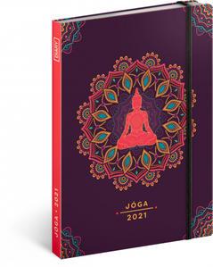 Obrázok Jóga diář 2021