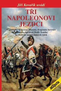 Obrázok Tři napoleonovi jezdci