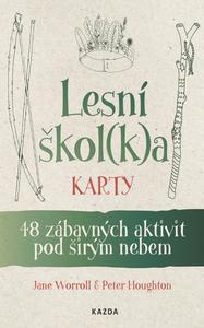Obrázok Lesní škol(k)a karty