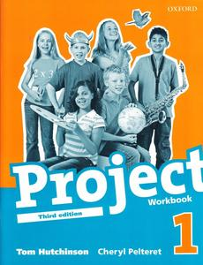Obrázok Project the Third Edition 1 Workbook (International English Version)