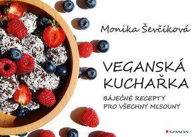 Obrázok Veganská kuchařka