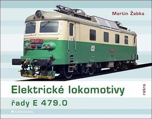 Obrázok Elektrické lokomotivy řady E 479.0