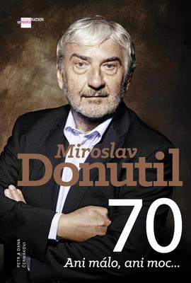 Obrázok Miroslav Donutil 70