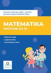 Obrázok Pracovní sešit Matematika 1 - Počítáme do 20