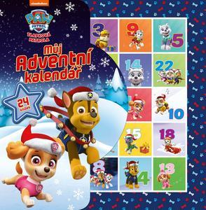 Obrázok Tlapková patrola Můj adventní kalendář