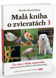 Obrázok Malá kniha o zvieratách 3