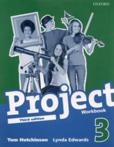 Obrázok Project the Third Edition 3 Workbook (International English Version)
