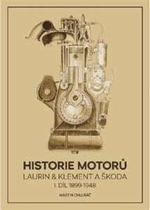 Obrázok Historie motorů Laurin & Klement a ŠKODA