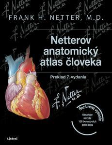 Obrázok Netterov anatomický atlas človeka
