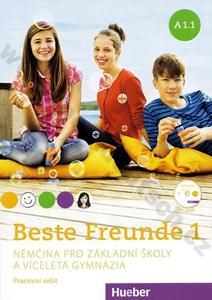Obrázok Beste Freunde 1 (A1/1) pracovní sešit