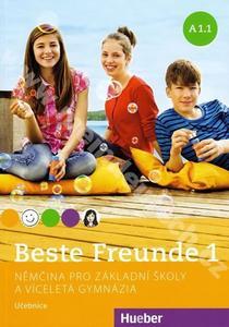 Obrázok Beste Freunde 1 (A1/1) Učebnice