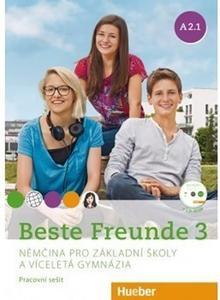 Obrázok Beste Freunde 3 (A2/1) pracovní sešit