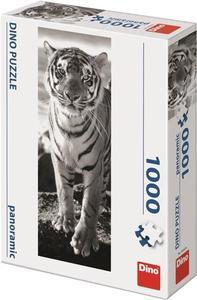 Obrázok Puzzle 1000 Tygr Panoramic