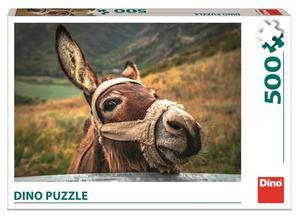 Obrázok Puzzle 500 Oslík
