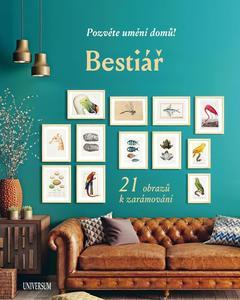 Obrázok Bestiář Pozvěte umění domů! 21 obrazů k zarámování