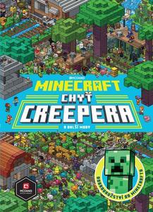 Minecraft Chyť creepera a další moby