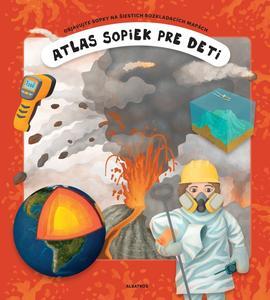 Obrázok Atlas sopiek pre deti