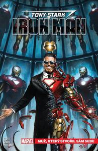 Obrázok Tony Stark Iron Man Muž, který stvořil sám sebe (1)
