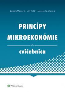 Obrázok Princípy mikroekonómie Cvičebnica