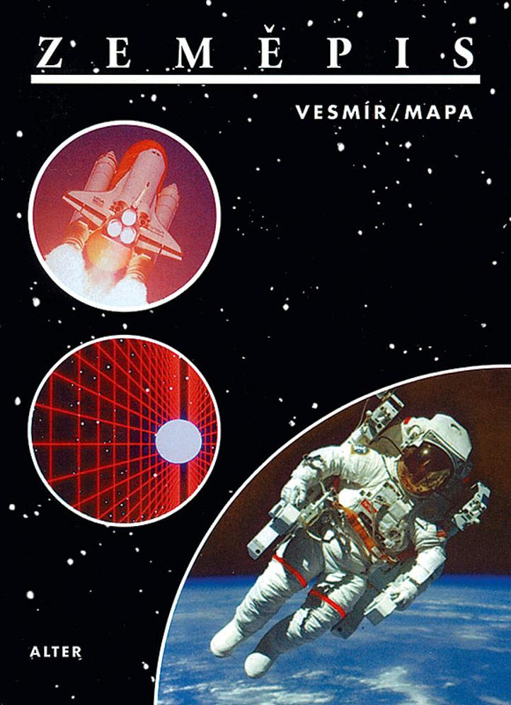 Zeměpis Vesmír/Mapa - Helena Holovská, Radek Pavlů