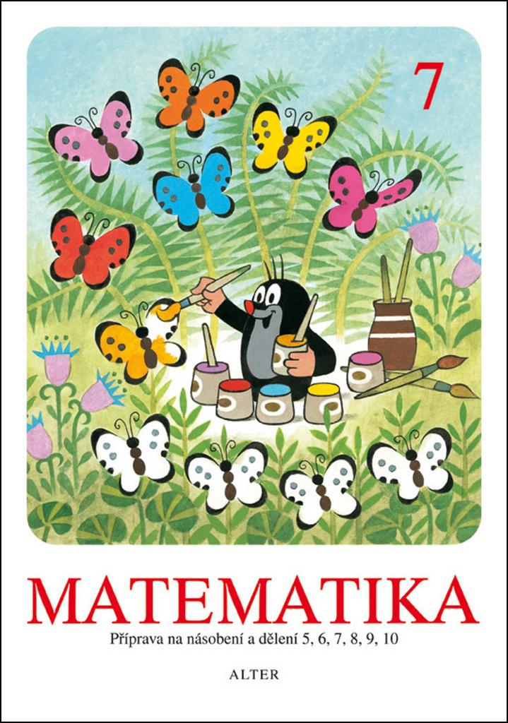 Matematika 7 - Hana Staudková, Marie Eichlerová, Ondřej Vlček