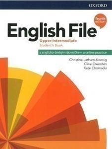 Obrázok English File Fourth Edition Upper Intermediate Student's Book
