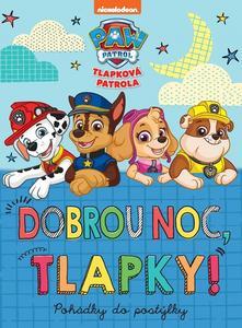 Obrázok Tlapková patrola Dobrou noc, tlapky!