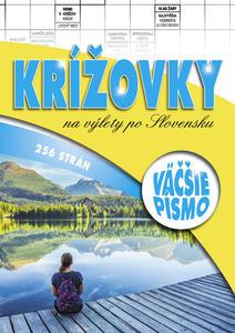Obrázok Krížovky na výlety po Slovensku
