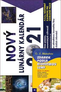 Obrázok Zdravie podla biorytmov luny + Nový lunárny kalendár 2021