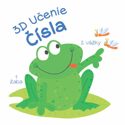 Obrázok 3D Učenie Čísla