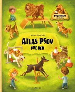 Obrázok Atlas psov pre deti