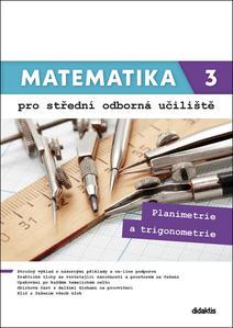 Obrázok Matematika 3 pro střední odborná učiliště