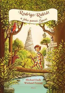 Obrázok Rodrigo Rabiát a jeho panoš Špunt