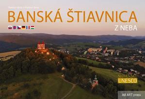 Obrázok Banská Štiavnica z neba